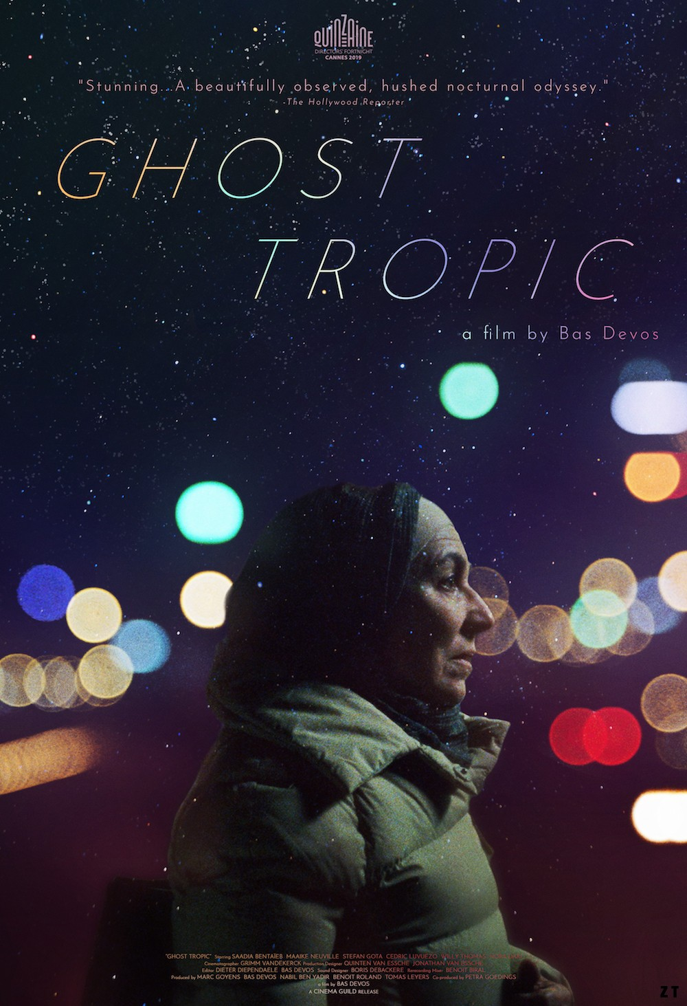 Ghost Tropic [ FRENCH HDRip ]